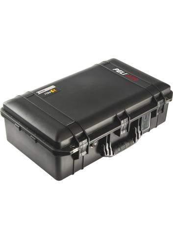Peli 1555 Air Case | Walizka z gąbką wew 58x32x19cm czarna